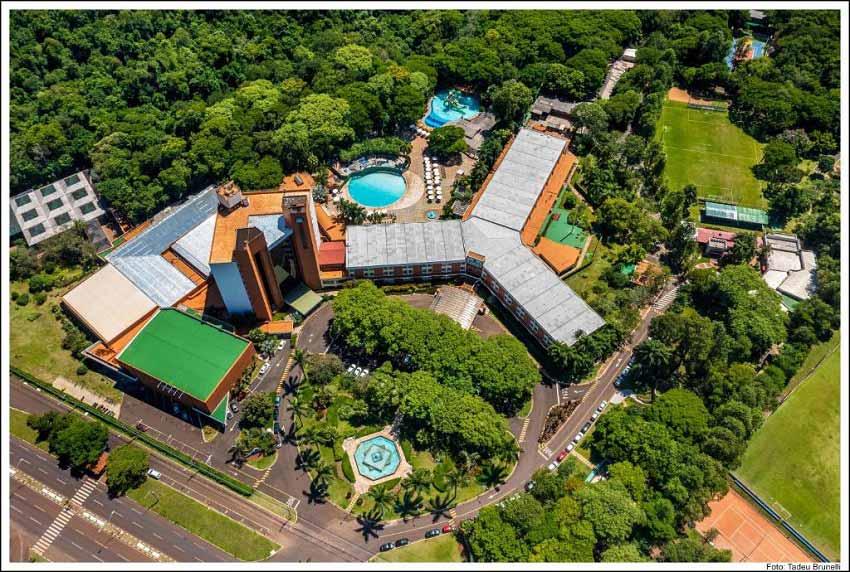 Bourbon Cataratas do Iguaçu Resort - Foto crédito Tadeu Brunelli