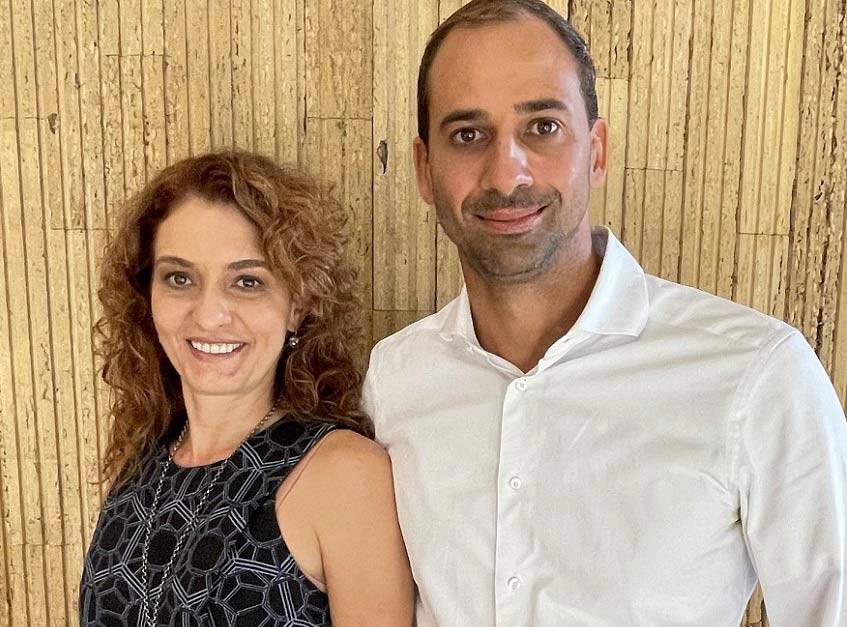 BLTA Simone Scorsato e Ale Da Riva, CEO e presidente da BLTA