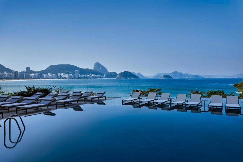 Fairmont Rio de Janeiro Copacabana – Rio de Janeiro – RJ