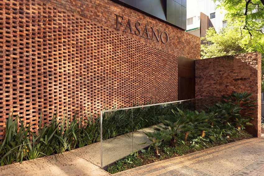 Hotel Fasano Belo Horizonte - Foto Booking.com
