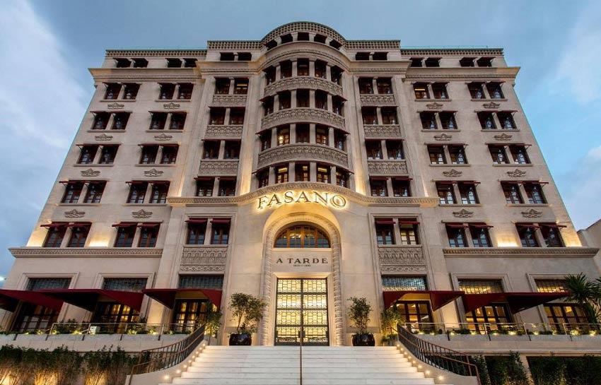 Hotel Fasano Salvador - Foto Booking.com