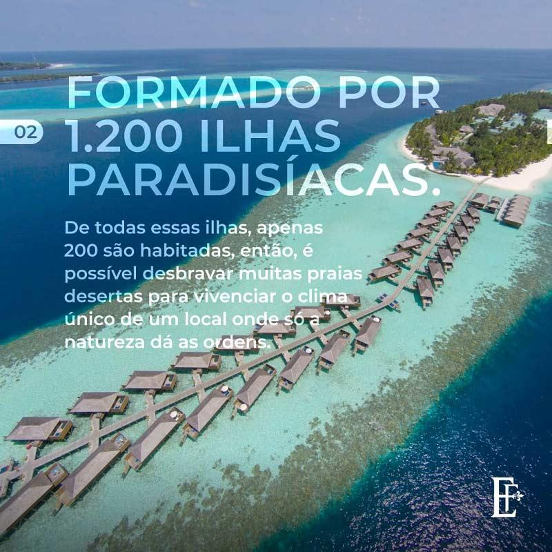 Ilhas Maldivas - foto FRT