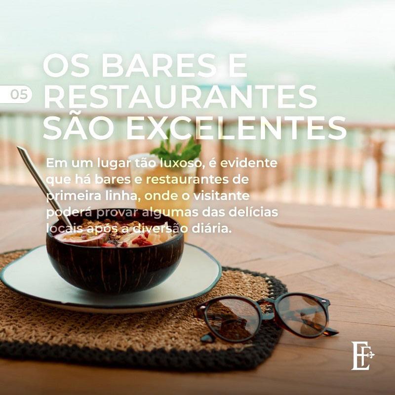 Maldivas - bares e restaurantes - foto FRT