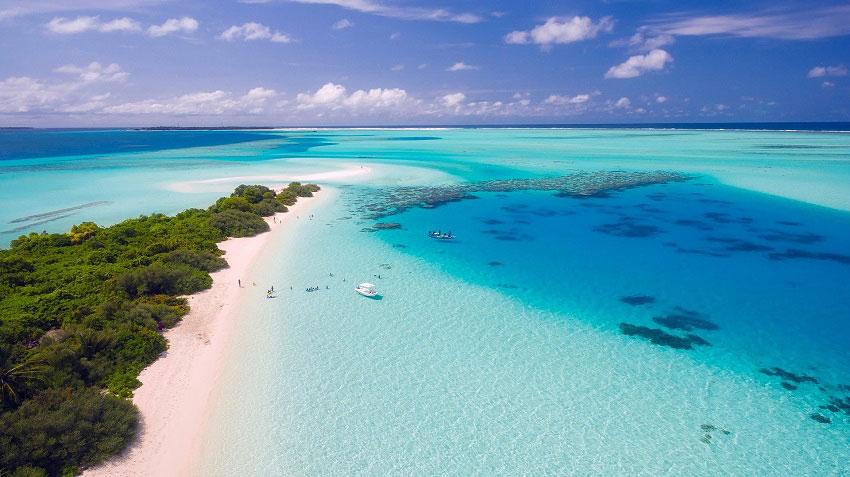 Maldivas - foto Pixabay