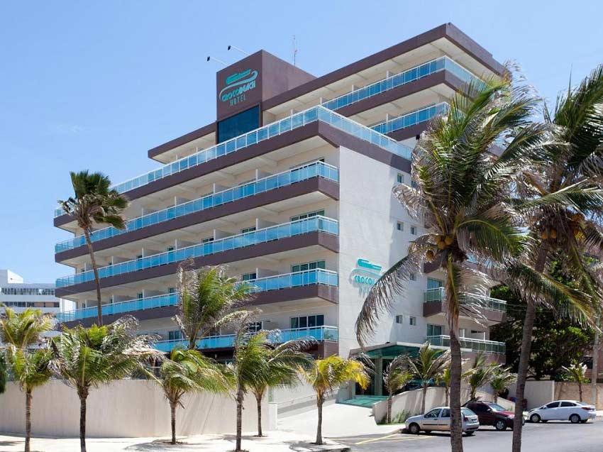 Crocobeach Hotel -Fortaleza - foto Booking.com