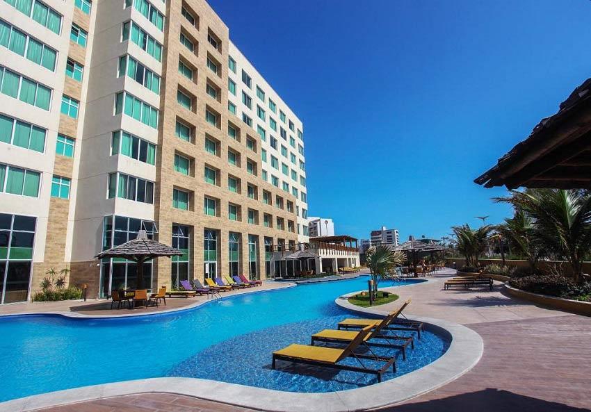 Gran Mareiro Hotel -Fortaleza - foto Booking.com