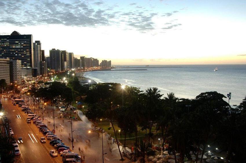 Hotel Beira Mar Fortaleza - foto Booking.com