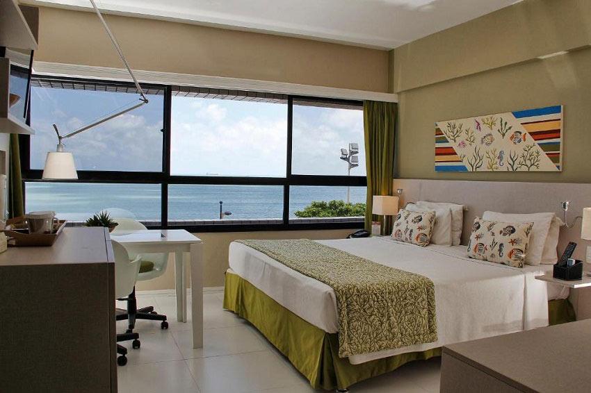 Hotel Bourbon Fortaleza - foto Booking.com