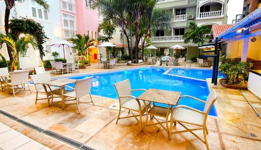 Hotel Villa Mayor Fortaleza - foto Booking.com