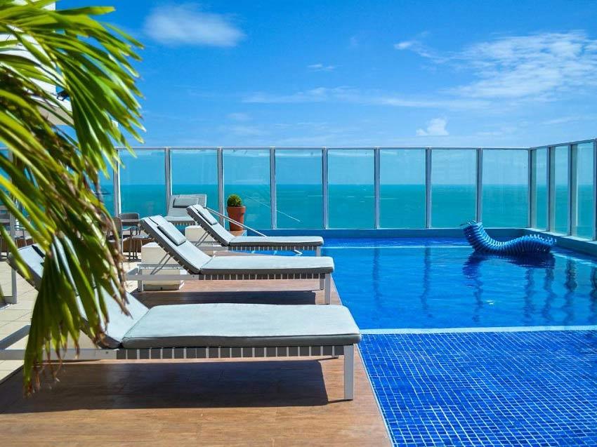 Seara Praia Hotel Fortaleza - foto Booking.com